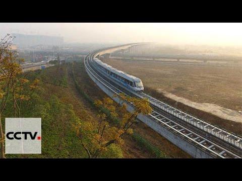 Construction starts on 246km-long line in Hunan Province