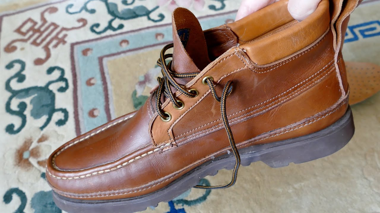 360734ea93b Russell Moccasin Co. USA Boots - The BEST in 4k UHD