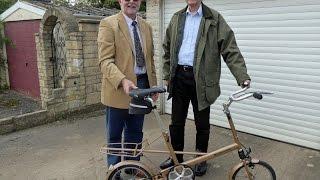 Veteran-Cycle Club video archive - John Emery interview (Part 3)