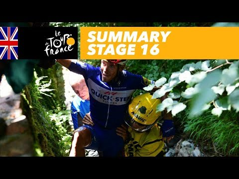 Summary – Stage 16 – Tour de France 2018