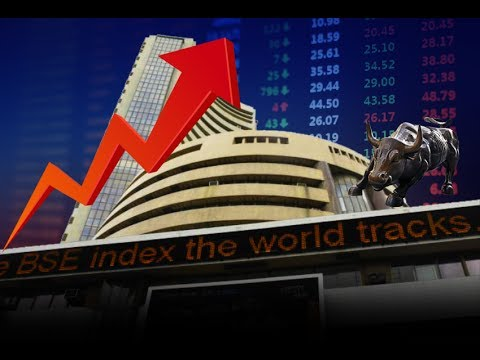 Sensex touches another milestone, hits 31,000 for the first time