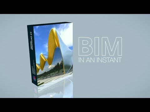 About ARCHICAD — A 3D architectural BIM software for design & modeling
