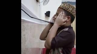 Suara Adzan Ahmad Ghozali Akbar - Juara 1 Hafiz Indonesia 2017 -