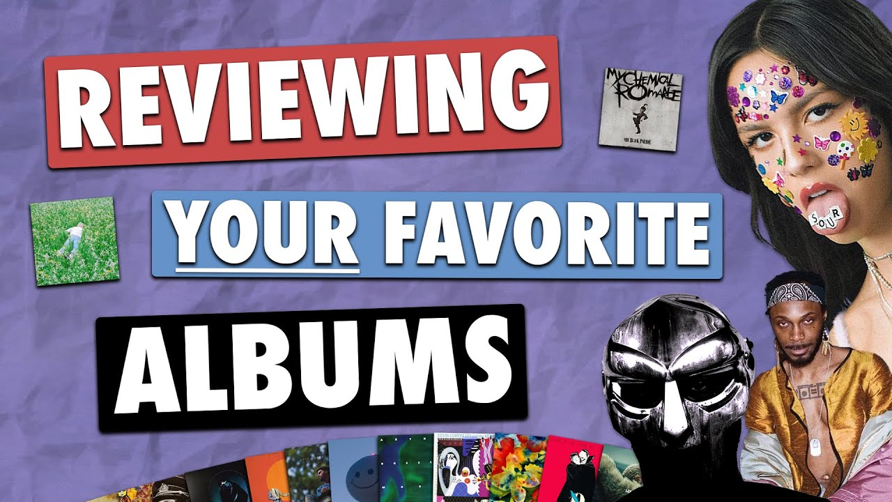 Reviewing My Subscribers' Favorite Albums
