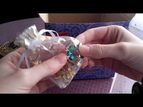 Unboxing Anastasia music box