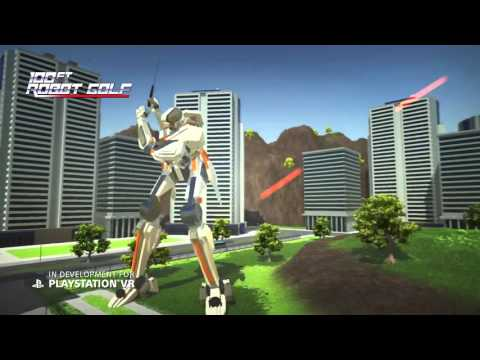PlayStation Experience 2015: PlayStation VR - The Best Games in VR