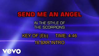 Scorpions - Send Me An Angel (Karaoke)