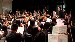 "Mozart - Violin Concerto No. 5 in A Major, K. 219 ""Turkish"" [Duke Symphony Orchestra]"