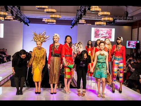 Indonesia tampil memukau di New York Couture Fashion Week 2016