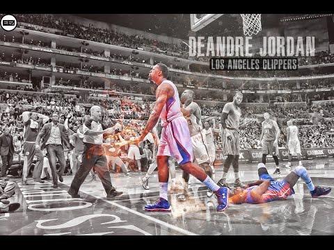 Deandre Jordan Mix- The Giant of Los Angeles
