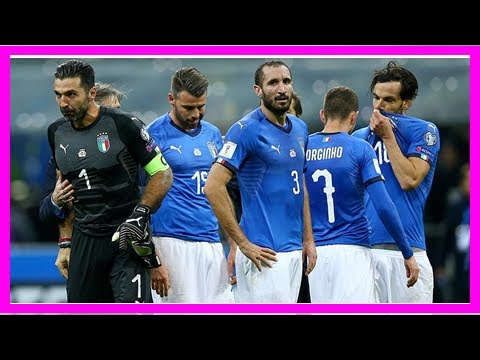 Sport News - World Cup 2018: is the field more attractive even without the usmnt, Italy?