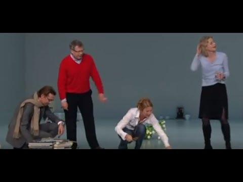 Carnage - Der Gott des Gemetzels (Premiere Schauspielhaus Zürich 2006)