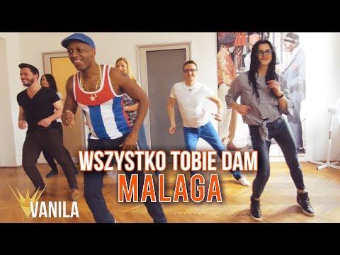 Malaga - Wszystko Tobie dam (Oficjalny teledysk)