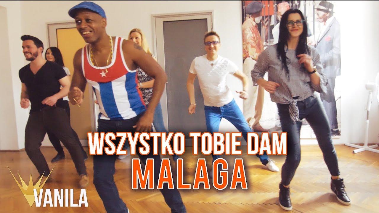 Malaga – Wszystko Tobie dam (Oficjalny teledysk)