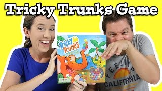 Tricky Trunks Game - Ball Mania In The Jungle