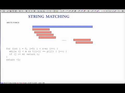 Algorithms - Lecture 27: Unedited Video ( Randomized Algorithms)