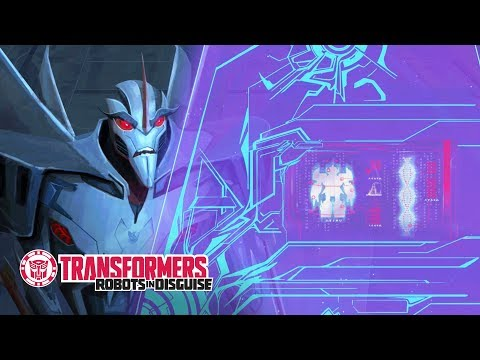 Transformers Greece: Robots in Disguise - Πλήρες Επεισόδιο 5 (Περίοδος 3)