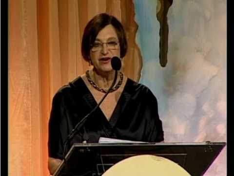 Marjorie Garber Presents the National Book Award to Patti Smith for Just Kids