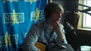 Eric Hutchinson - Interview, Pt 3 (In the Studio w/ Karess Carter)