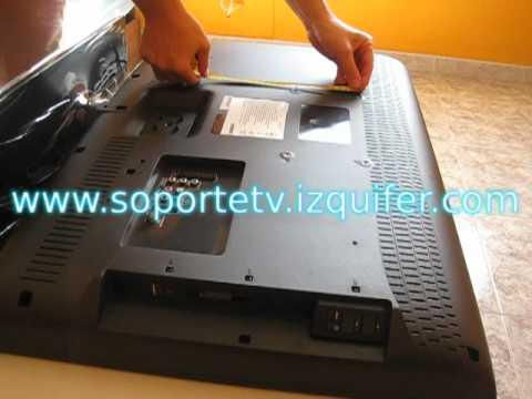 Soporte tv vesa youtube - Soporte tv samsung ...
