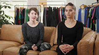 Stitchworks FAQ's with Amy & Hayley
