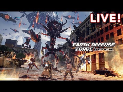 Kotaku Played Earth Defense Force: Iron Rain (With Tim) thumbnail