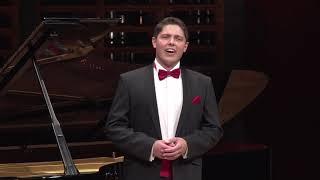 Fabian Langguth (baritone) & Camille Lemonnier (piano) FINALE Lied-Wettbewerb Stuttgart 2018