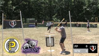 PREDATORS vs. WILDCATS (in a drought) | MLW Wiffle Ball 2018