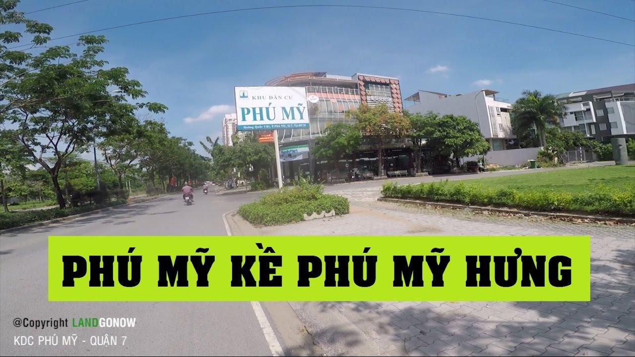Nhà đất KDC Phú Mỹ, Hoàng Quốc Việt, Phú Mỹ, Quận 7 – Land Go Now ✔