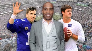 Tiki Barber on Giants, why Daniel Jones is Eli 2.0, the value of Running backs | SportsPulse