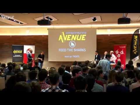 Feed The Sharks - Entrepreneurship Avenue 2015 Conference
