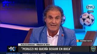 Entrevista completa a Nicolas Burdisso / 90 minutos de fútbol