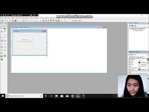 Belajar Membuat Aplikasi Dengan Visual Basic 6