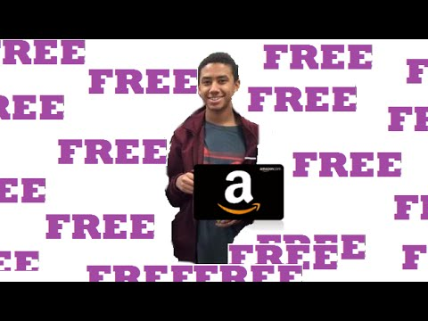 how-i-get-free-$10-amazon-gift-cards-**working-january-2016**