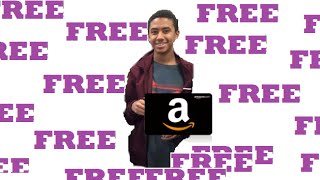 How I get FREE $10 amazon gift cards **WORKING JANUARY 2016**