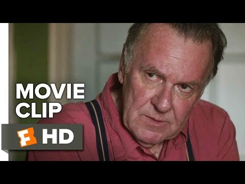 This Beautiful Fantastic Movie CLIP - Ever Been In Love? (2017) - Tom Wilkinson Movie