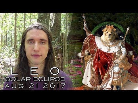 Total Solar Eclipse in Leo, August 21st 2017 - The Inner-Child as Creator - Astrology Forecast