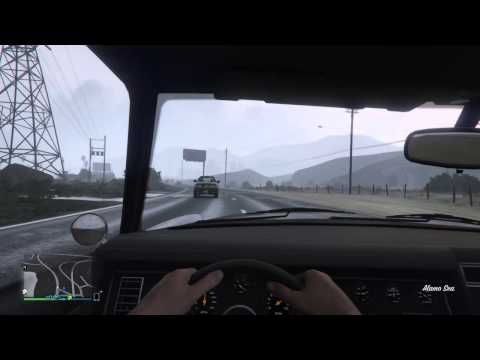 GTA V Online - Albany Virgo In First Person *NEW CAR*