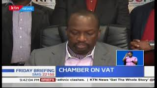 Kenya national chamber of commerce and industry on VAT