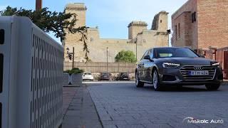 Az új Audi A4 -  Diósgyőr új lovagja