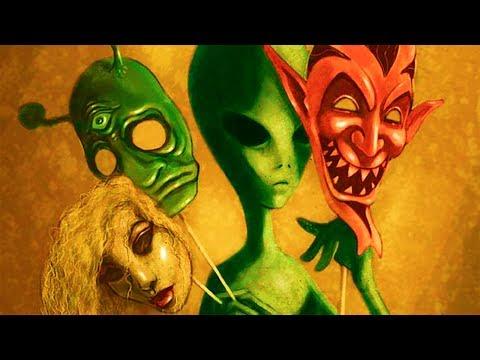 ¿Los Extraterrestres son Duendes y Hadas?   Teoría