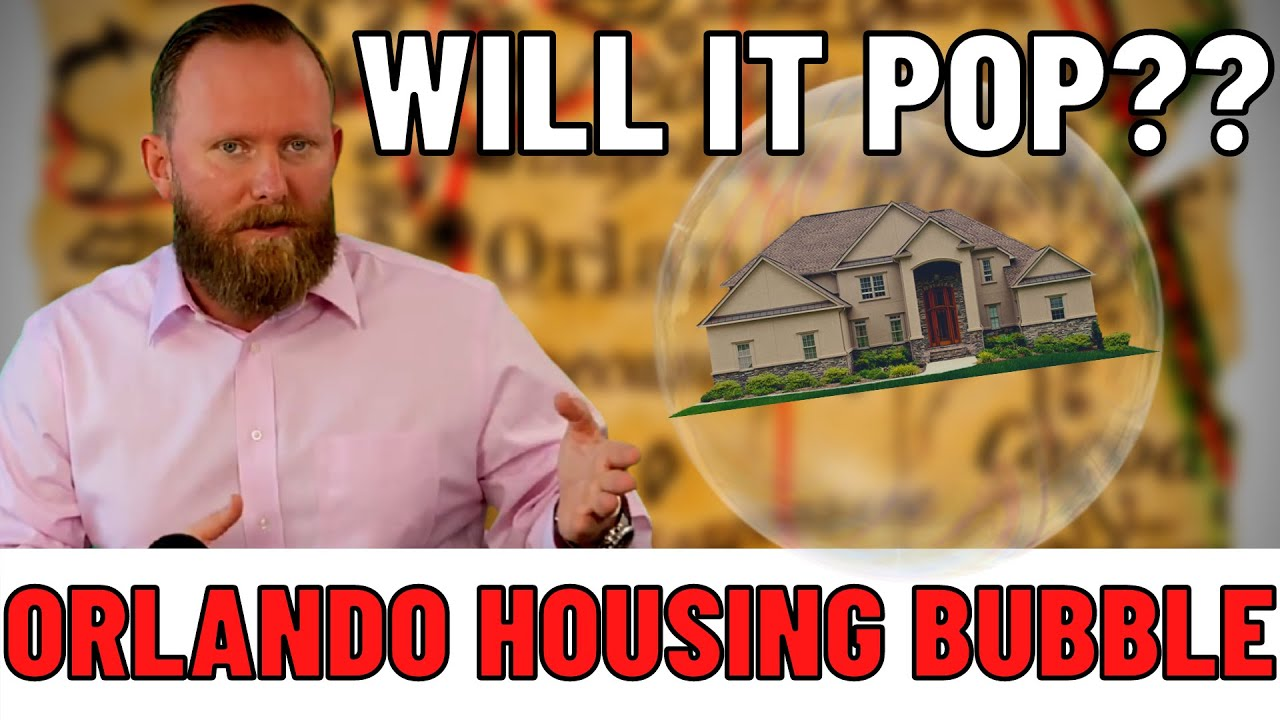 Orlando Housing Bubble? This ONE 2021 Housing Chart Will BLOW Your Mind | Jones Group Real Estate
