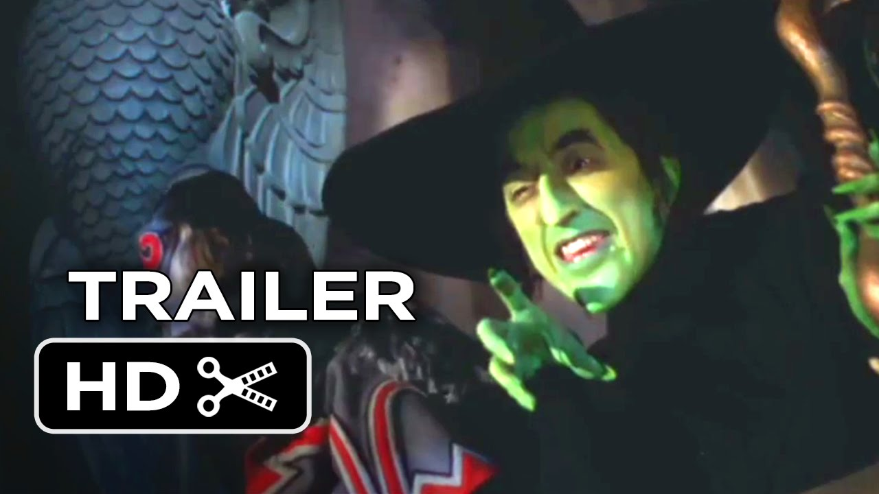 The wizard of oz imax 3d trailer 2014 judy garland frank morgan movie hd youtube - The wizard of oz hd ...