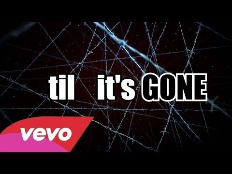 Britney Spears - Til It's Gone (Lyric Video) Fan Made