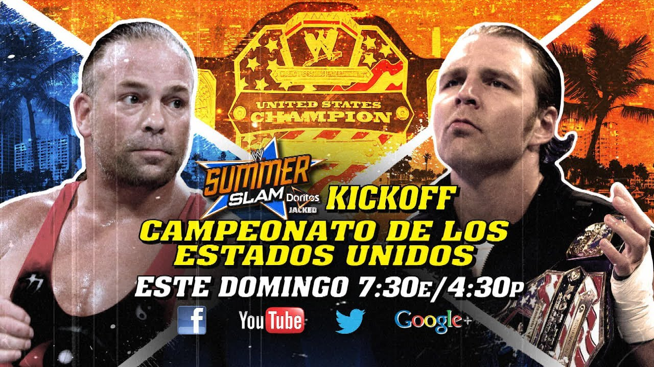 Summerslam kickoff disponible en espa ol este domingo