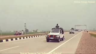 Neeraj Bawana High Court Peshi 900 Cars Kafla   High Court Peshi Jatt De