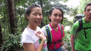 Pretty Girls, Tatiana Wisla and Joy CE Mk2, Kanching Waterfalls, P3