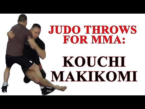 Judo throws for MMA - Kouchi Makikomi