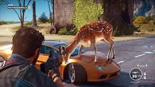 Just Cause 3 deer # 2