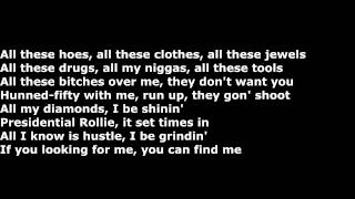 Lil Herb - Frankie Lymon (Official Screen Lyrics) [Prod. C-Sick]